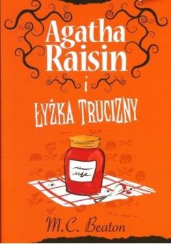 Agatha Raisin i łyżka trucizny, tom 19