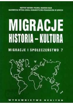 Migracje historia- kultura