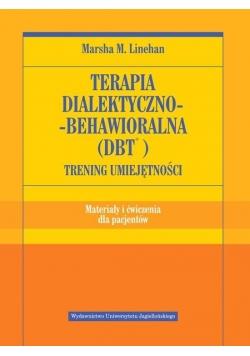 Terapia dialektyczno-behawioralna (DBT) ćwiczenia