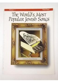 The World's Most Popular Jewish Songs, Volume 1