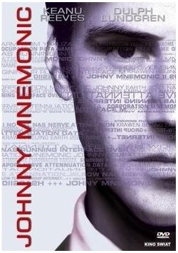 Johnny Mnemonic, płyta DVD
