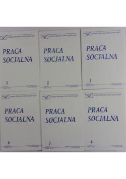 Praca socjalna, 1-6
