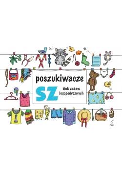 poSZukiwacze SZ. Blok zabaw logopedycznych