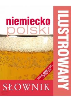 Ilustrowany słownik niemiecko polski