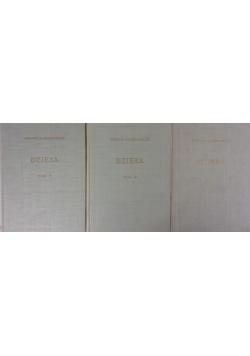 Dzieła , Tomy I-II i V