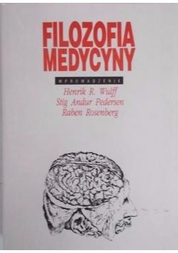 Filozofia medycyny