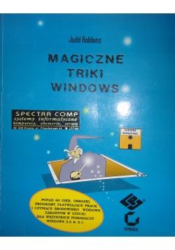 Magiczne triki windows