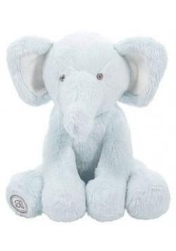 Słoń Dominique 25cm niebieski