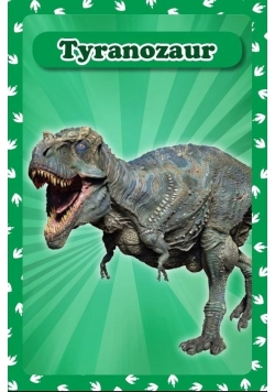 Karty Popup 3D - Dinozaury