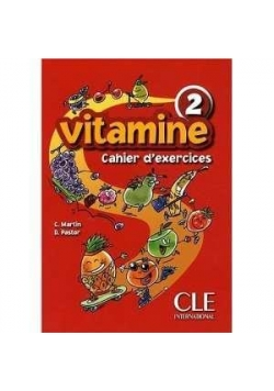 Vitamine 2 ćwiczenia+CD CLE