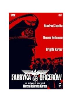 Fabryka Oficerów, dvd