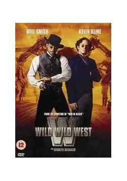 Wild wild west,płyta DVD
