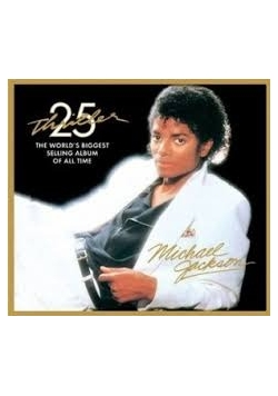 25 the world's biggest selling album of all time, płyta CD