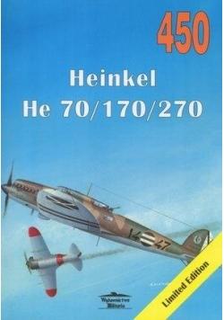 Heinkel He 70/170/270 nr 450