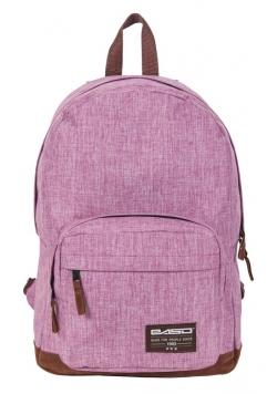 Plecak młodzieżowy One Colour różowy