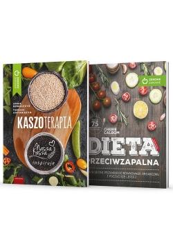 Dieta przeciwzapalna / Kaszoterapia