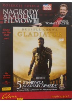 Gladiator, płyta DVD