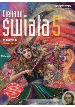 Ciekawi świata Muzyka 5 Podręcznik