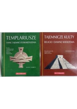 Tajemnicze kulty religie i dawne wierzenia/ Templariusze i inne tajemne stowarzyszenia