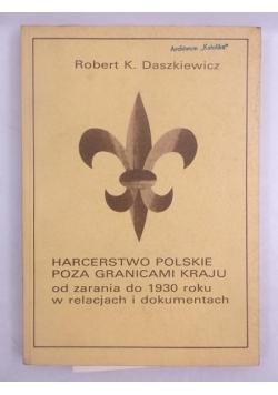 Harcerstwo polskie poza granicami kraju