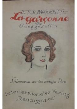 Die Junggesellin, 1924r.