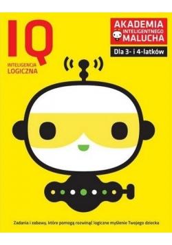 AIM. IQ inteligencja logiczna dla 3-4 latków w.2