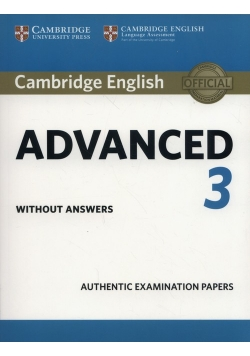 Cambridge English Advanced 3