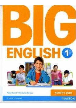 Big English 1 AB PEARSON