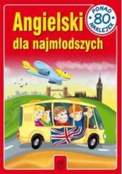 Angielski dla najmłodszych w.2012