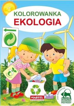 Kolorowanka. Ekologia