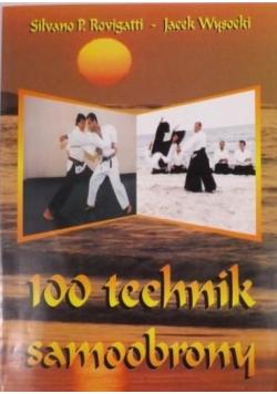 100 technik samoobrony
