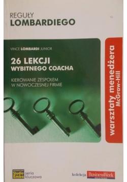 26 lekcji wybitnego Coacha