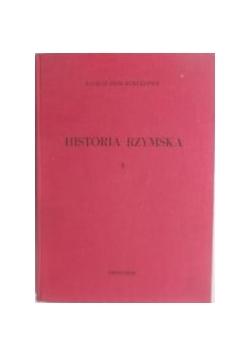Historia rzymska I