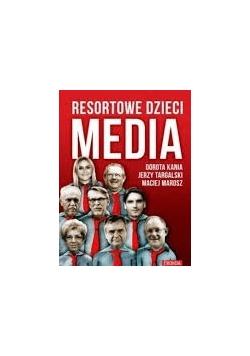 Resortowe dzieci Media