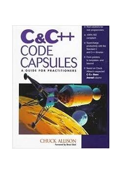 C&C++ code capsules