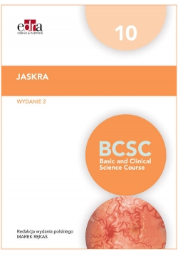 Jaskra BCSC 10 Seria Basic and Clinical Science Course