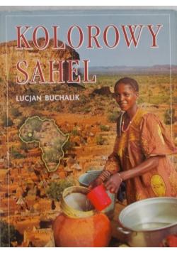 Kolorowy Sahel
