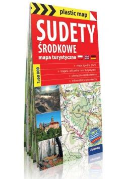 Sudety Środkowe mapa turystyczna