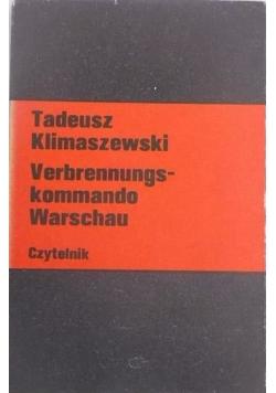 Verbrennungs-kommando Warschau