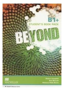 Beyond B1+ SB MACMILLAN