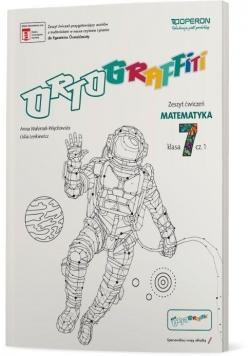 Ortograffiti SP 7 Matematyka. Zeszyt ćwiczeń 1