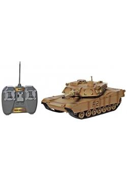 Czołg M1A2 Abrams, skala 1:24