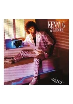 Kenny G&G Force, płyta CD