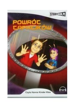 Powrót Tapatików, Audiobook, płyta CD, nowa