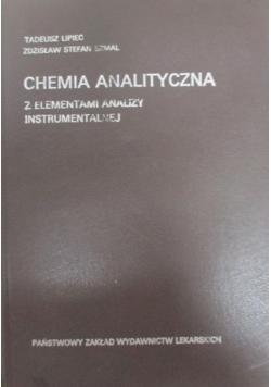 Chemia analityczna z elementami analizy instrumentalnej