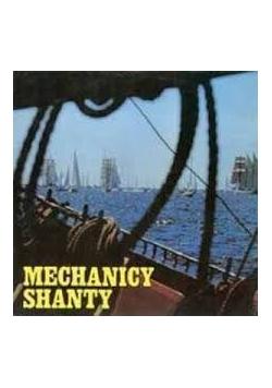 Mechanicy Shanty, płyta winylowa