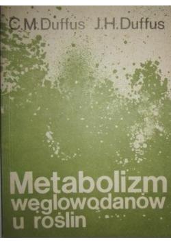 Metabolizm węglowodanów u roślin