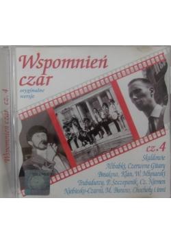 Wspomnień czar cz. 4, CD