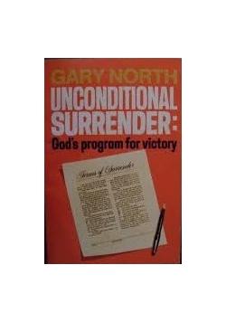 Unconditional Surrender : God's program for victory