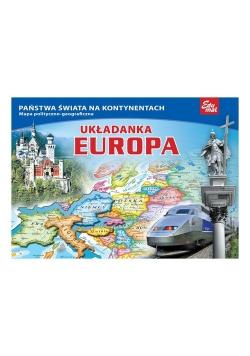 Układanka Europa